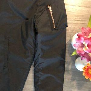 Monrow Jackets & Coats - Monrow long bomber jacket